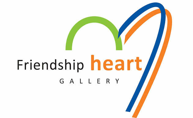 Friendship Heart Gallery Logo