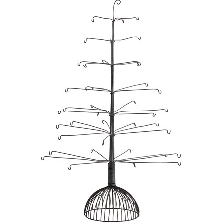 "Wire Tree - 16.50"" Diameter x 26.50"" - Wire"