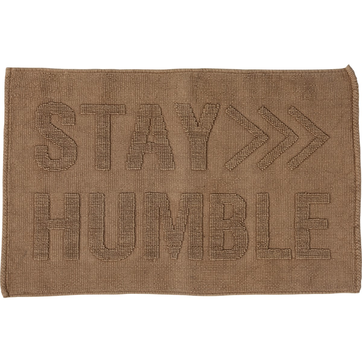"Rug - Stay Humble - 32"" x 20"" - Cotton"