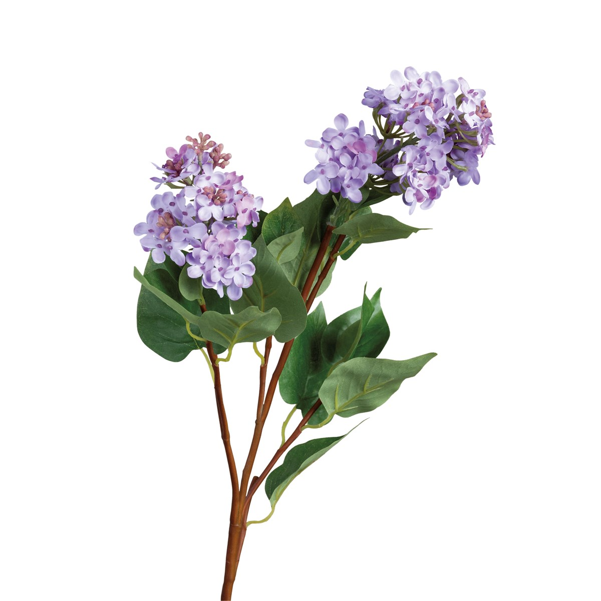 "Pick - Lilac - 34"" Tall - Plastic, Fabric, Wire"