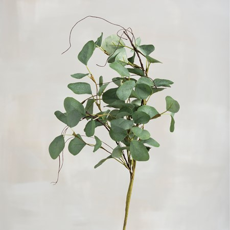 "Pick - Eucalyptus - 28"" Tall - Plastic, Fabric, Wire"