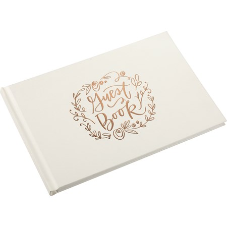 "Guest Book - Wedding - 9"" x 6"" - Paper"