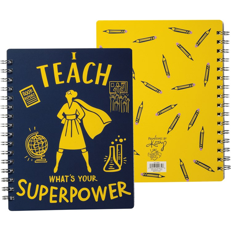 Want It All - Teacher Super - Sizes Vary -