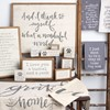 Quick Pick Kit - Hand Illustrated Gray & Cream -  -