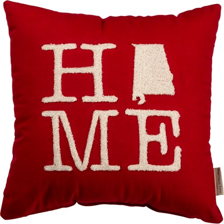 "Pillow - Home - 16"" x 16"" - Cotton"
