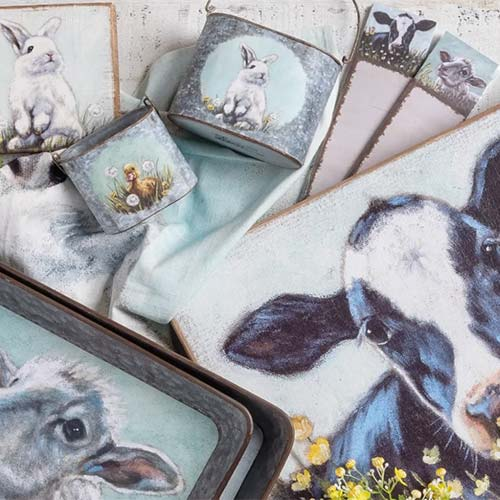 Farm Friends Collection by Michelle - Primitives by Kathy