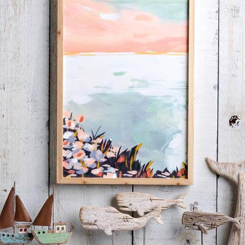 Painted Beachscapes Collection by Annie Quigley