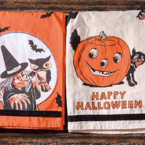 Retro Halloween Collection - Primitives by Kathy