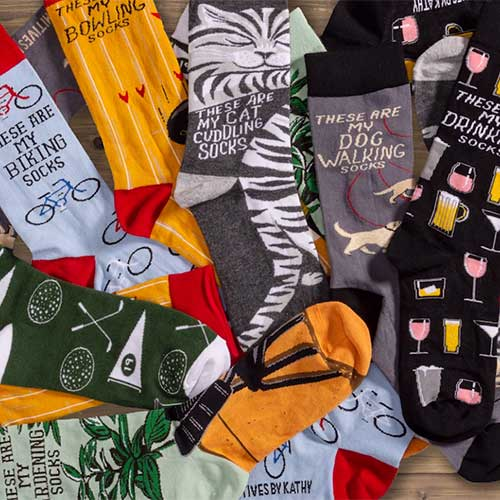 These Are My… Socks Collection by Johnny - Primitives by Kathy