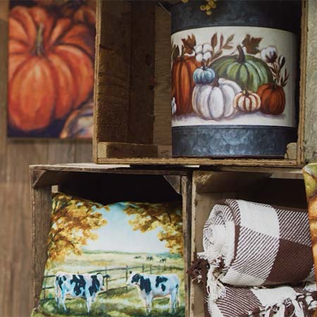 Farmhouse Fall Collection - Primitives by Kathy