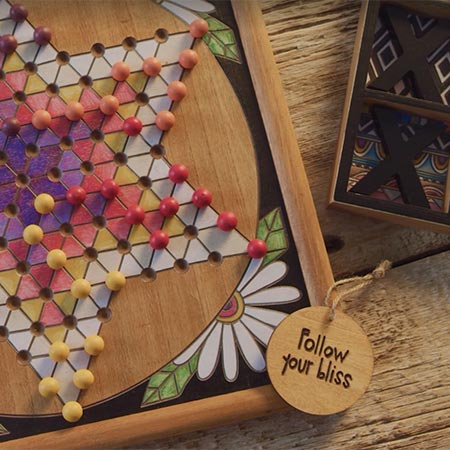 Game Boards Collection - Primitives by Kathy